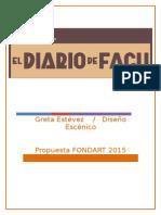 Propuesta de Vestuario El Diario de Facu
