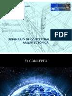 Conceptualización Arquitectónica
