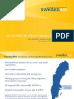 SwedenBIO - Pipeline Report