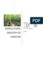 Agricultural Industry of Pakistan