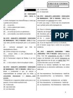 Português - Aulão TRT-RJ 2013 - 10-01-2013