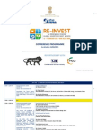 12.RE-Invest 2015 Conference Agenda