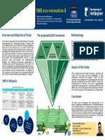 Chuen-Khee Pek's GEM Green Framework for SME Eco-innovation & -entrepreneurship