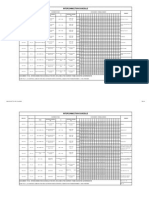 33kv Interconnection Schedule