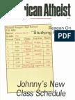 American Atheist Magazine Nov 1985