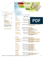 NCOpenBook - Pearson Contracts 2009-2014