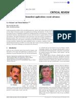 Gold Nano Recent Advances