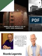 Pabellon de Mexico Presentacion
