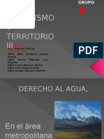 Derecho Al Agua Area Metropolitana La Paz