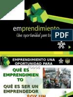 Emprendimiento en via de Desarrollo