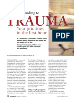 JRNL-Responding to Trauma Your Priorities in the First Hour