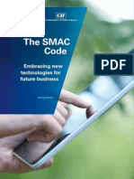 The SMAC Code Embracing New Technologies for Future Business
