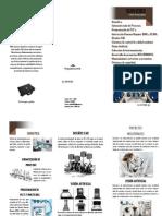 Brochure Servicios