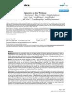 Comparative Transcriptomics in the Triticeae
