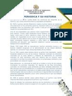 Tabla Periodica y Su Historia