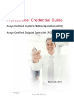 ACIS-ACSS Credential Guide V1