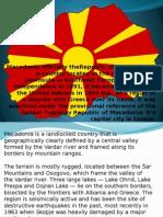 Macedonia presentation