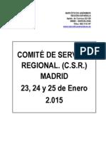 Acta CSR Enero 2015