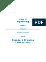 M5 U2 Standard Drawing Conventions