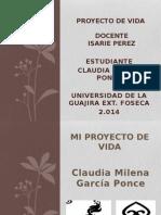 Proyecto de Vida Claudia