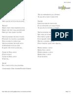 O SAL DA TERRA - Beto Guedes (Impressão)