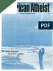 American Atheist Magazine July 1986