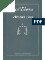 Fiodor Dostojewski - Zbrodnia i Kara
