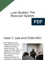 case studies muscle