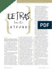 The Paris Review Es Una Fiesta (Nov. 2004)