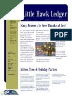 november december newsletter 2014