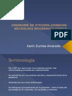 Stevens Johnson
