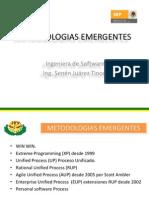 Unidad 2 - Parte 5 Metodologias Emergentes
