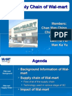 Supply Chain Walmart