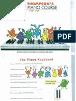 97518560 John Thompson Piano Series Book 1 Scanned