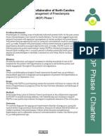 PQCNC CMOP Phase I Charter