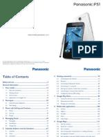 Panasonic p 51