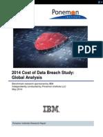 Ponemon IBM BreachReport