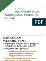 PPT Gg Metab Protein, Kh, Lipid