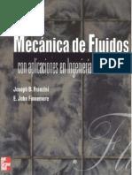 Mecánica de Fluidos Con Aplicaciones en Ingeniería - Joseph B. Franzini & E. John Finnemore (9na Edición)