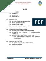 CONTEO DE TRAFICO