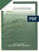 Informe Fondict 2011