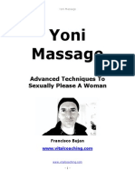 Yoni Massage
