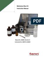 Methylene Blue Kit