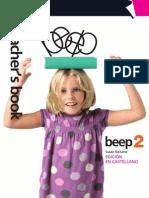Beep 2 teacher´s book