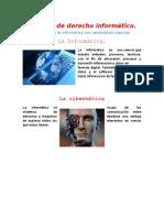 Glosario de Derecho Informático