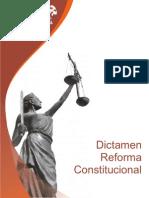 Dictamen Reforma ley org poder jud chihuahua