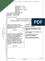Comcast Al Sharpton Discrimination Suit