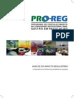 Análise Do Impacto Regulatório Pro Reg Mpog 2010