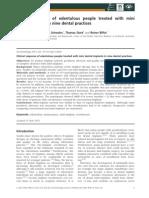 Clinical Response - MDI