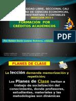 Unilibre Inducción Estudio Independiente 2015 Rd